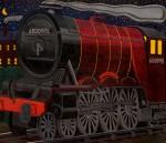 Night Train, 170 x 200 cms