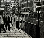 One Way: Piccadilly. 68 x 54 cms. £250 (Edition of 50).