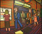 Barbican Station II 1985