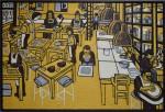 The Ceramics Studio 102 x 154 cms
